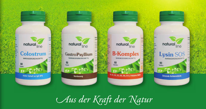 NEU im Sortiment Vitalprodukte der Tepperwein Collection TCAG