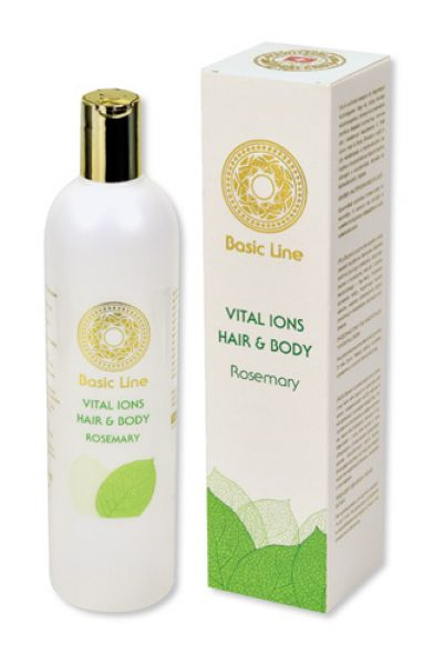 Vital Ionen Hair & Body - Rosmarin